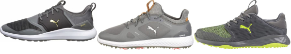 buy grey puma golf shoes for men and women