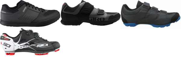 buy grey synthetic/mesh upper cycling shoes for men and women