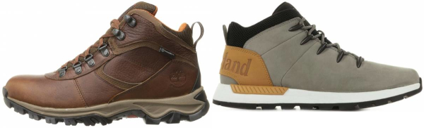 buy grey timberland hiking boots for men and women
