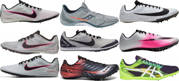 buy grey track & field shoes for men and women
