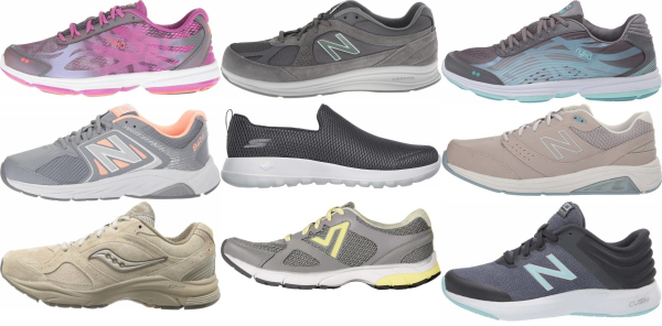 buy grey walking shoes for men and women