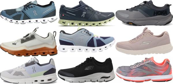 buy grey walking shoes for men and women