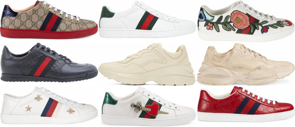 buy gucci casual sneakers for men and women