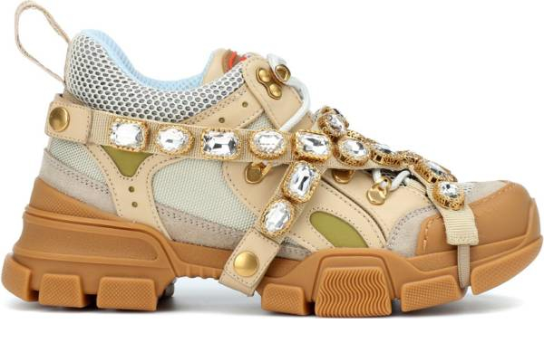 buy gucci crystal sneakers for men and women