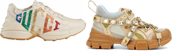 buy gucci dad sneakers for men and women