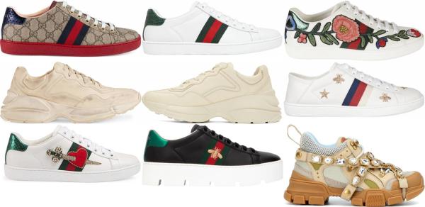 buy gucci designer sneakers for men and women