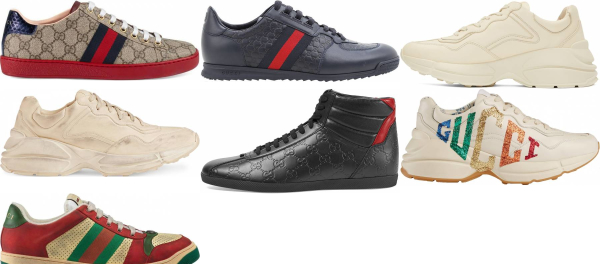 buy gucci fashion sneakers for men and women