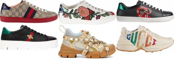 buy gucci italian sneakers for men and women