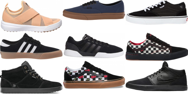 buy gum sole skate sneakers for men and women