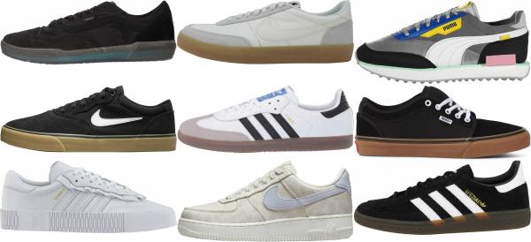 buy gum sole sneakers for men and women