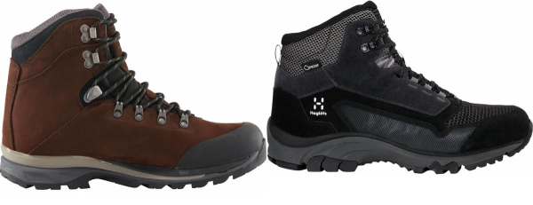 buy haglöfs hiking boots for men and women