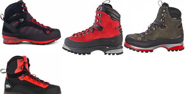 buy hanwag mountaineering boots for men and women