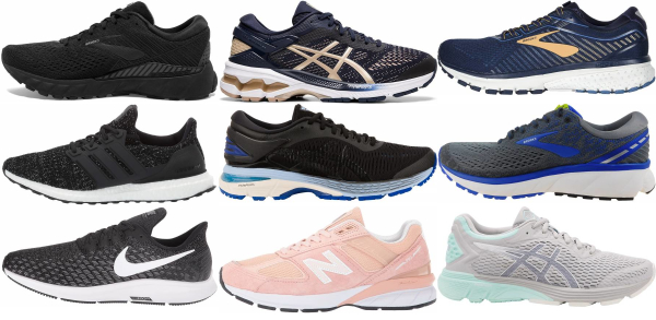 buy heel strike bunions running shoes for men and women