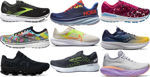 buy running shoes for heel strike for men and women