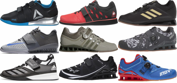 buy high drop weightlifting shoes for men and women