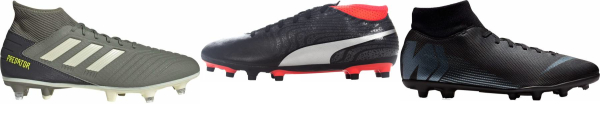 buy high top cheap soccer cleats for men and women