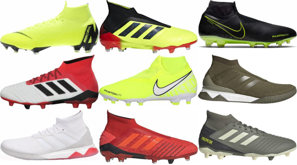 buy high top soccer cleats for men and women