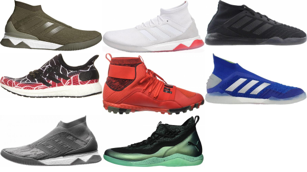 buy high top street soccer cleats for men and women