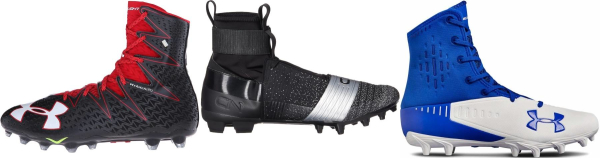 buy high under armour football cleats for men and women