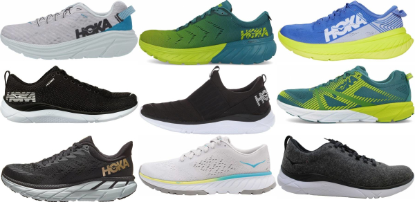 buy hoka one one competition running shoes for men and women