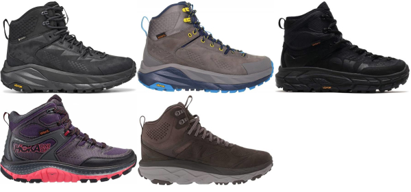 buy hoka one one hiking boots for men and women