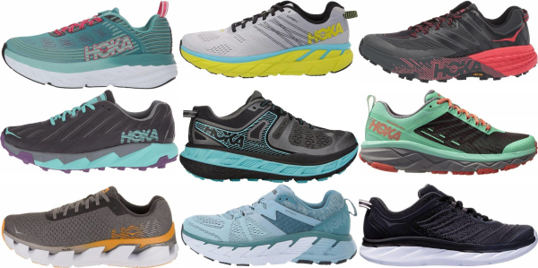 buy hoka one one marathon running shoes for men and women