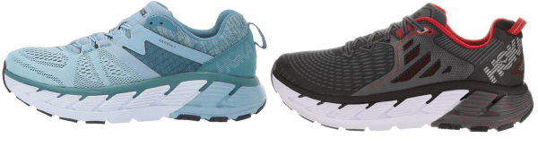 buy hoka one one motion control running shoes for men and women