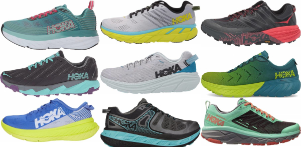 buy hoka one one running shoes for men and women