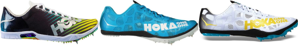 buy hoka one one track & field shoes for men and women