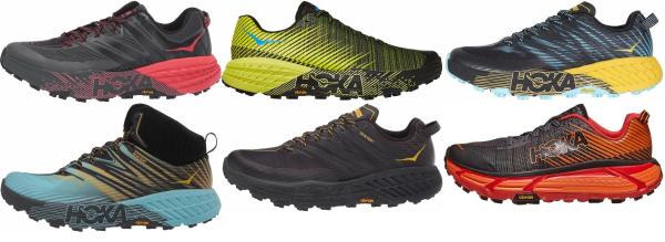 Hoka One One Vibram Sole Running Shoes