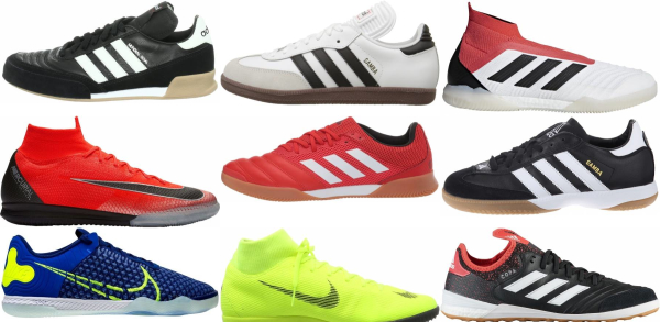 buy indoor soccer cleats for men and women