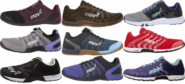 buy inov-8 cross-training shoes for men and women