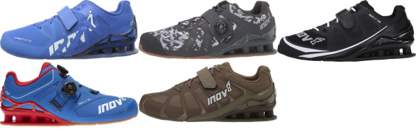 buy inov-8 fastlift training shoes for men and women