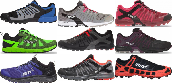buy inov-8 neutral running shoes for men and women