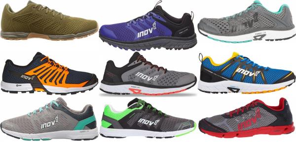 buy inov-8 road running shoes for men and women