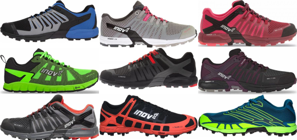 buy inov-8 trail running shoes for men and women