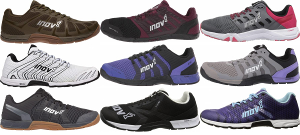 buy inov-8 training shoes for men and women