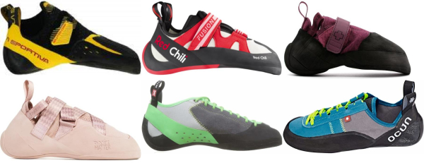 buy intermediate climbing shoes for men and women