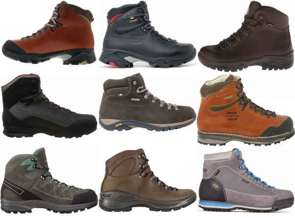 buy italian hiking boots for men and women