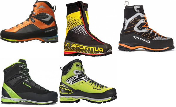 buy italian mountaineering boots for men and women