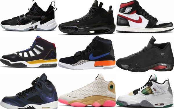 buy jordan lace-up basketball shoes for men and women