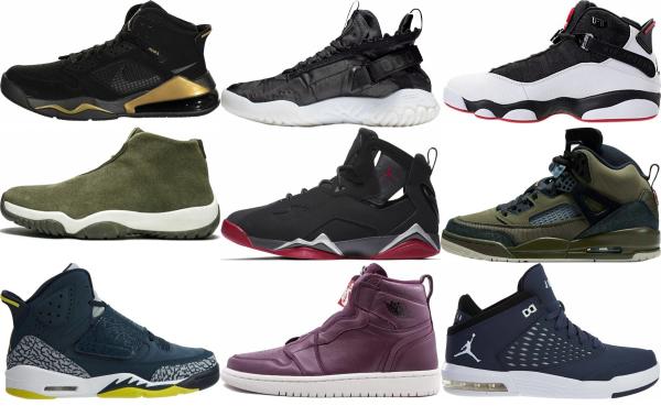 buy jordan leather sneakers for men and women