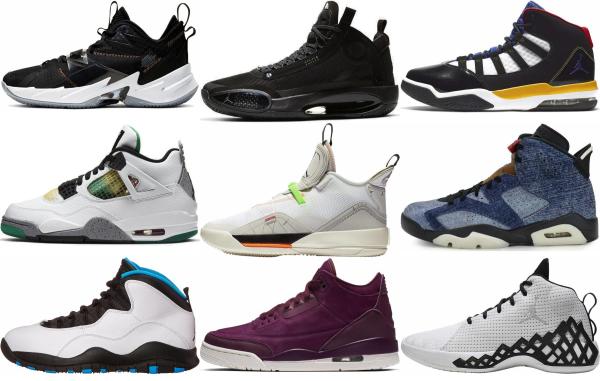 buy jordan mid basketball shoes for men and women