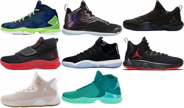 buy jordan super.fly basketball shoes for men and women