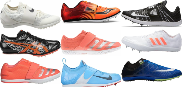 buy jumping track & field shoes for men and women