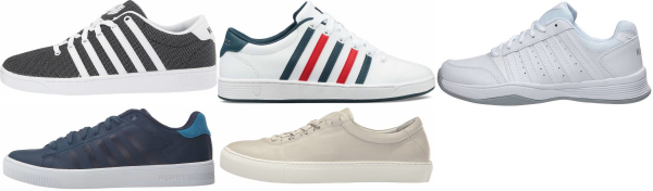 buy k-swiss court sneakers for men and women