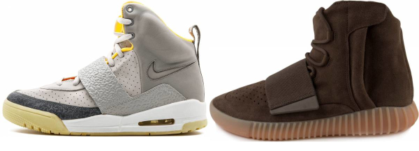 buy kanye west high top sneakers for men and women