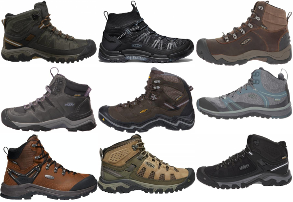 Save 22% on Keen Hiking Boots (21