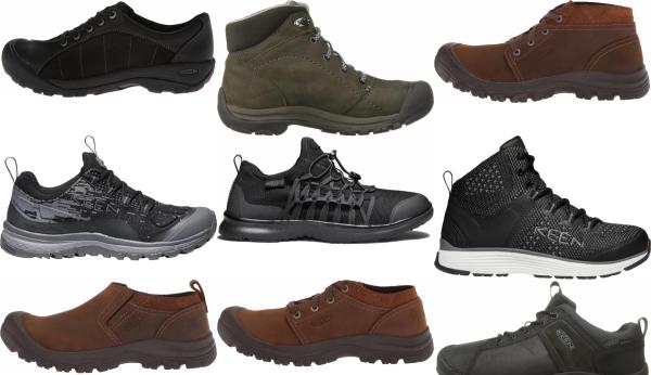 buy keen hiking sneakers for men and women
