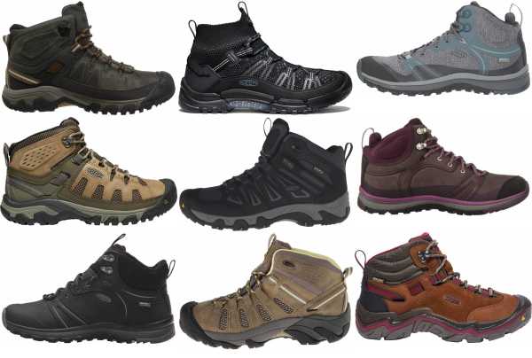 buy keen lightweight hiking boots for men and women